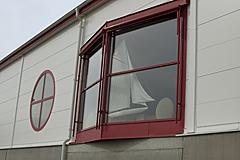 Byggnation av möbellokal åt Bror Pehrssons möbler